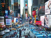 Picture of NYC Times Square
